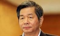 Đề nghị xem xét, kỷ luật nguyên Bộ trưởng KH-ĐT Bùi Quang Vinh