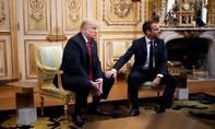 """Macron: """"Tôi không làm chính sách qua những dòng tweet"""""""