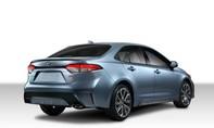 Toyota thiết kế lại mẫu ô tô phổ biến nhất Thế giới: Dòng sedan Corolla