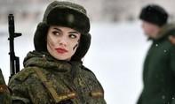Nữ quân nhân Nga kiện quân đội vì không được gia nhập lính bắn tỉa