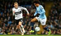 Man City có chiến thắng 2-0 trước Fulham