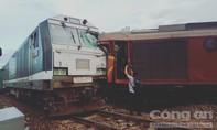 Vụ hai tàu hàng tông nhau ở ga Núi Thành: Khởi tố lái tàu