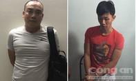 """Bắt nóng hai """"ông trùm"""" cùng gần 40 kg ma túy ở Sài Gòn"""