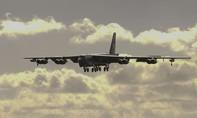 Mỹ điều 2 máy bay B-52 bay huấn luyện trên Biển Đông