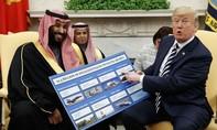 Trump ủng hộ quan hệ với Saudi, dù vụ Khashoggi vỡ lở