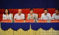 Đoàn đại biểu Quốc hội TP.HCM tiếp xúc cử tri quận 2