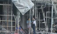 Cận cảnh hiện trường vụ tai nạn thảm khốc khiến 6 người chết, 19 căn nhà cháy