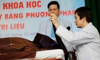 Sự thật việc trị bệnh bằng phương pháp 'hỏa trị liệu'