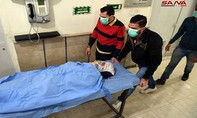 Chính quyền Syria tố phiến quân dùng vũ khí hoá học