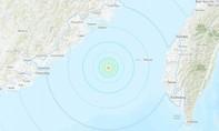 Động đất 5,7 độ richter ở Đài Loan, Hong Kong cũng 'cảm nhận' được