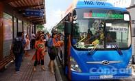 TP.HCM đưa vào hoạt động 26 xe buýt màu cam chống quấy rối