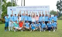 Suntory Pepsico gây quỹ được hơn 1,2 tỉ đồng trong giải golf