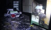 Lao vào biển lửa cứu người mắc kẹt trong căn nhà cháy