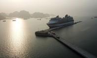 Quảng Ninh đưa cảng hành khách du lịch quốc tế vào hoạt động