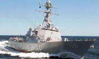 """Mỹ điều tiếp 2 tàu chiến qua eo biển Đài Loan """"nắn gân"""" Trung Quốc"""