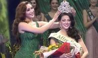 Việt Nam lần đầu tiên đăng quang Hoa hậu Trái đất