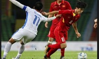 Cùng xem lại clip Công Phượng solo ghi bàn vào lưới U-22 Philippines