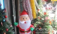 Sài Gòn nhộn nhịp vào mùa Giáng sinh