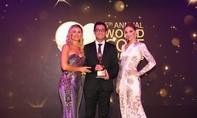 Giải thưởng Golf thế giới lần thứ ba gọi tên Ba Na Hills Golf Club