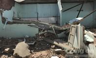 Tháo dỡ nhà ở Sài Gòn, một công nhân bị tường đè chết