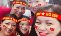 CĐV sang Philippines tiếp lửa cho ĐT Việt Nam
