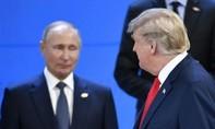 """Trump và Putin """"lơ nhau"""" khi chạm mặt ở hội nghị G20"""