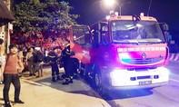Rò rỉ khí gas nhà máy nước đá gây náo loạn khu dân cư