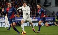 Gareth Bale ghi bàn duy nhất, Real vào top 4 La Liga