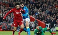 Hạ Napoli, Liverpool vào vòng 1/8 Champions League