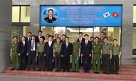 Công an TP.HCM tiếp đoàn Cảnh sát Busan – Hàn Quốc