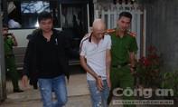 Thực nghiệm hiện trường vụ giết người phi tang xác xuống vực ở Lâm Đồng