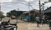 Nổ lớn tại công ty đóng tàu ở Sài Gòn, hai người tử vong