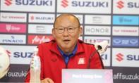 HLV Park Hang-seo: Sẽ không để CĐV thất vọng