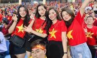 Hoa hậu Mỹ Linh, MC Trấn Thành tin Việt Nam chiến thắng