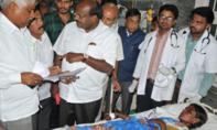 Ngộ độc thực phẩm tại ngôi đền ở Ấn Độ, khiến 11 người chết