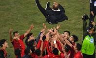 Koreatimes.co.kr: Người Hàn Quốc bị cuốn hút bởi bóng đá Việt Nam và Park Hang Seo