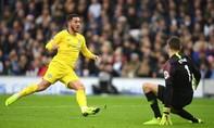 Hazard ghi bàn, Chelsea giữ vững vị trí thứ tư