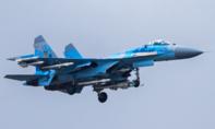 Tiêm kích Su-27 Ukraine gặp sự cố khi hạ cánh, phi công thiệt mạng