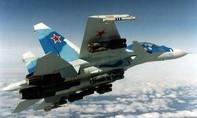 Nga điều thêm hơn 10 tiêm kích Su-27 và Su-30 tới Crimea