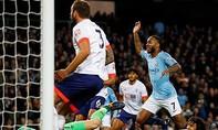 Man City thắng trận thứ sáu liên tiếp, vững vàng đỉnh bảng