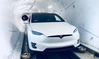 Elon Musk ra mắt đường hầm đầu tiên trong dự án 'giao thông ngầm'