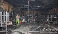 Cháy nhà hàng đang sửa chữa, ít nhất 6 người tử vong