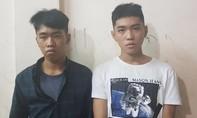 Đua nóng hạ gục hai tên cướp giật ở trung tâm Sài Gòn
