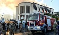 Đánh bom Bộ ngoại giao Libya, hai người thiệt mạng