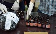 Nhóm đối tượng chiết xuất ma túy từ thuốc thú y