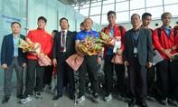 Thầy trò HLV Park Hang-seo lên đường sang Qatar tập huấn