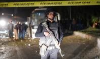 Ai Cập tiêu diệt 40 nghi phạm sau vụ xe chở du khách Việt bị đánh bom