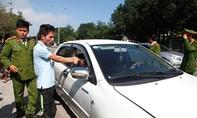 Nhóm đối tượng thuê ô tô đi trộm 5 vụ trong một đêm