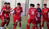 Đội tuyển Việt Nam có buổi tập đầu tiên trên đất Qatar