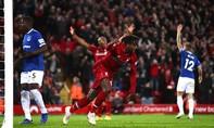 Liverpool thắng Everton trong trận derby kịch tính